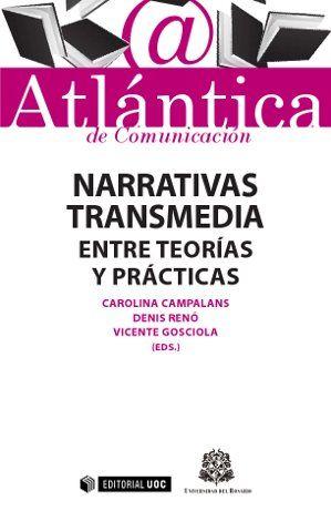 Libro Narrativas Transmedia