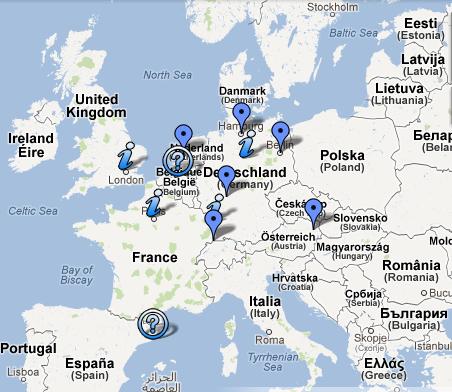 Primera prensa periódica   Google Maps