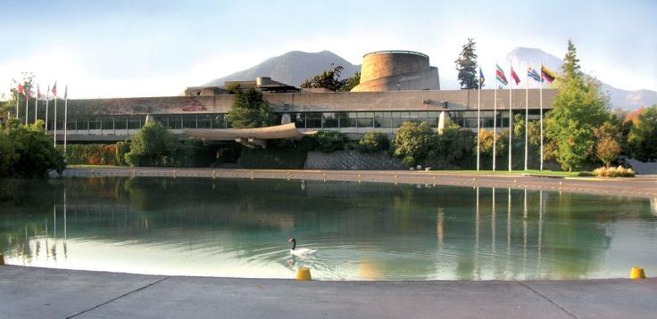 Sede de Cepal en Santiago de Chile