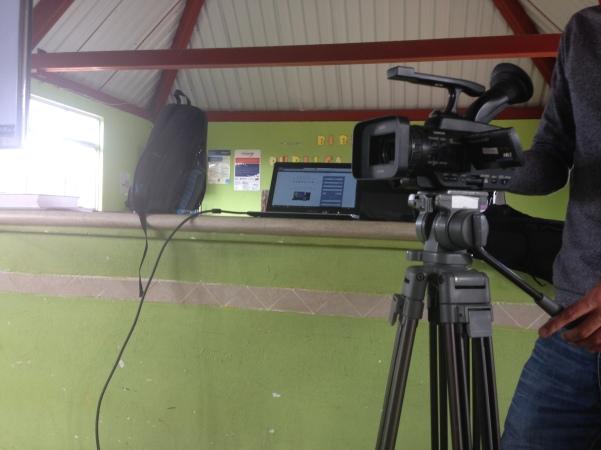 Registro audiovisual.