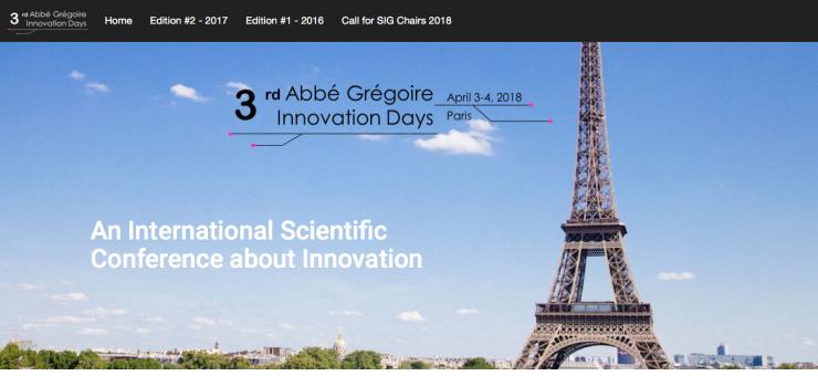 Innovation Days París